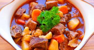 Национальный суп