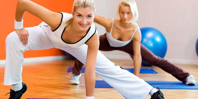 Фитнес для женщин