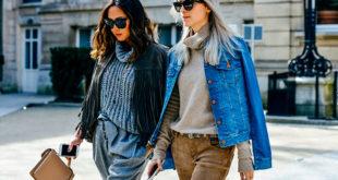 Мода на уличный стиль