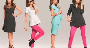 о тенденциях моды для беременных женщин