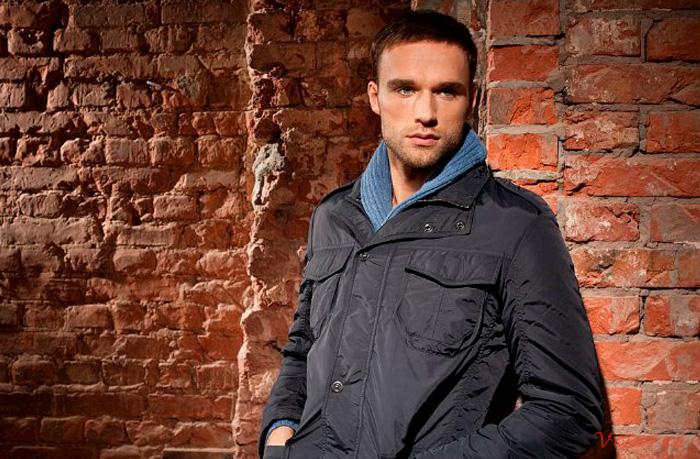 Мужские модные куртки