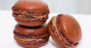 Французский крем с шоколадным печеньем