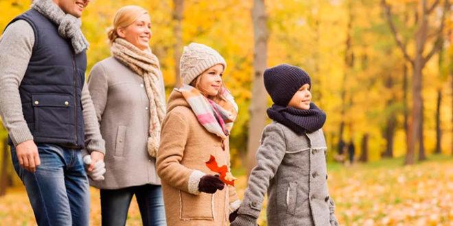 Какую одежду оптимальнее носить в осенний период