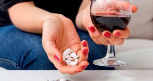 Противозачаточные и алкоголь