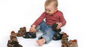 Нужна ли детям ортопедическая обувь
