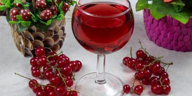 Вино из смородины в домашних условиях